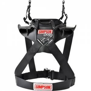 SIMPSON SAFETY #HS.YTH.11 Hybrid Sport Youth w/ Sliding Tether