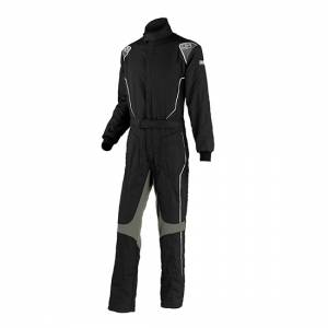 SIMPSON SAFETY #HXY2121 Helix Suit Youth Small Black / Gray