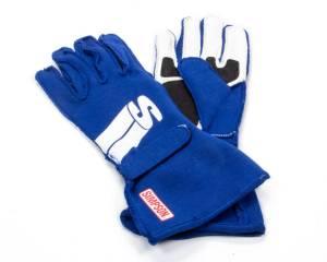 SIMPSON SAFETY #IMSB Impulse Glove Small Blue