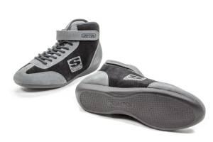 SIMPSON SAFETY #MT110BK Midtop Shoe Black 11