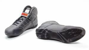 SIMPSON SAFETY #RL110K-F Red Line Shoe Size 11 Black