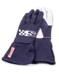 SIMPSON SAFETY #SSLK Super Sport Glove Large Black