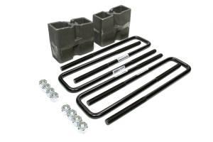 SKYJACKER #BUK4564 Rear Block Kit 4.5in with U-Bolts