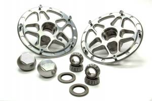 SANDER ENGINEERING #1015-15F-9 Front Hubs Direct Mount Forged