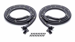 SOFF SEAL INTERNATIONAL #5004 Door Weatherstrip with C lips and Molded Ends * Special Deal Call 1-800-603-4359 For Best Price