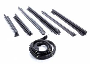 SOFF SEAL INTERNATIONAL #5093 Weatherstrip Kit Convertible Top 6 Piece Kit * Special Deal Call 1-800-603-4359 For Best Price