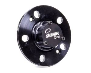 STRANGE OVAL #ADW570 Drive Flange Alum. 2.5in GN 5x5 & 5x4.75