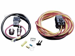 SPAL ADVANCED TECHNOLOGIES #195FH Cooling Fan Harness w/ Relay
