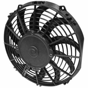 SPAL ADVANCED TECHNOLOGIES #30100320 10in Pusher Fan Curved Blade 797 CFM