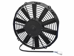 SPAL ADVANCED TECHNOLOGIES #30100365 11in Pusher Fan Straight Blade 761 CFM