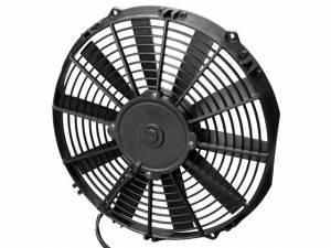 SPAL ADVANCED TECHNOLOGIES #30100375 12in Puller Fan Straight Blade 867 CFM