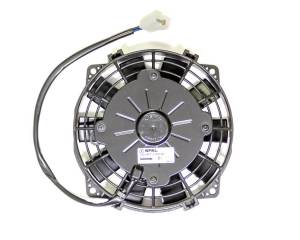 SPAL ADVANCED TECHNOLOGIES #30100379 6.5in Puller Fan 24V Straight Blade
