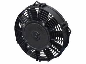SPAL ADVANCED TECHNOLOGIES #30100393 7.5in Pusher Fan Straight Blade 437 CFM