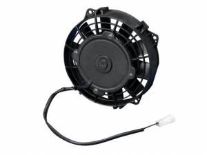 SPAL ADVANCED TECHNOLOGIES #30100403 6.5in Pusher Fan Straight Blade 301CFM
