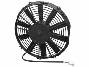 SPAL ADVANCED TECHNOLOGIES #30101500 11in Puller Fan Straight Blade 932 CFM