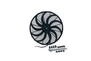 SPECIALTY PRODUCTS COMPANY #3184 Cooling Fan Standard 16i n Radiator S Blade