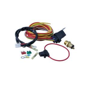SPECIALTY PRODUCTS COMPANY #3185 Fan Relay Kit  3/8in NPT Switch and 165-185 Deg