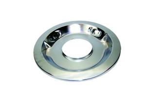 SPECIALTY PRODUCTS COMPANY #7112B 14in A/C Drop Base Bottom Only Chrome
