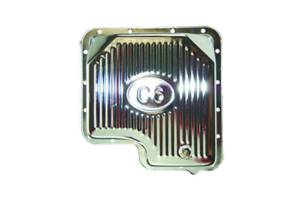 SPECIALTY PRODUCTS COMPANY #7601 Ford C6 Steel Trans Pan Chrome