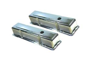 SPECIALTY PRODUCTS COMPANY #8195 58-86 SBC Steel Tall V/C Chrome