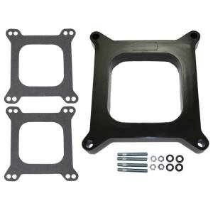 SPECIALTY PRODUCTS COMPANY #9136 Carburetor Spacer Kit 1i n Open Port with Gaskets