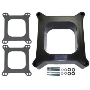 SPECIALTY PRODUCTS COMPANY #9137 Carburetor Spacer Kit 2i n Open Port with Gaskets