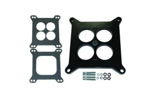 SPECIALTY PRODUCTS COMPANY #9139 Carburetor Spacer Kit 1/ 2in Ported with Gaskets