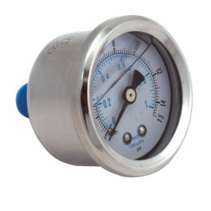 SPECTRE #SPE-2515 Fuel Pressure Gauge