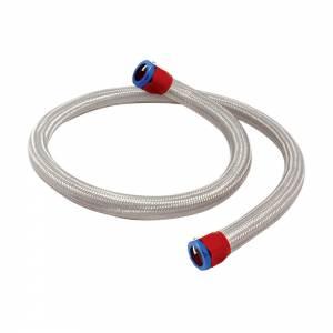 SPECTRE #SPE-39790 SS 3/4in Flex Heater Hose Kit