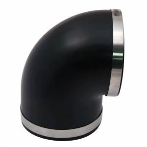 SPECTRE #SPE-9781 90 Deg Intake Coupler w/Clamps