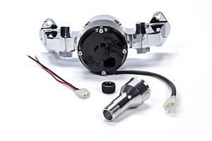 SPEEDMASTER #PCE194.1004 BBC Electric Water Pump 35 GPM - Chrome