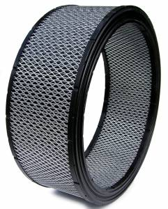 SPYDER FILTERS #SF3450 Air Filter 14in x 5in High Performance Street