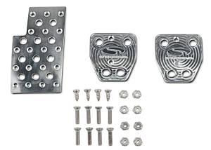 STEEDA AUTOSPORTS #555-1272 Heel/Toe Pedal Kit 15-16 Mustang w/Manual