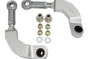 STEEDA AUTOSPORTS #555-4123 Rear Adjustable Camber Arms 15-17 S550 Mustang