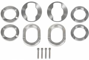STEEDA AUTOSPORTS #555-4437 Bushing Support Kit IRS Subframe 15-18 Mustang