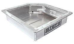 STEFS PERFORMANCE PRODUCTS #4003 Fabricated Alum. Trans. Pan - GM TH350