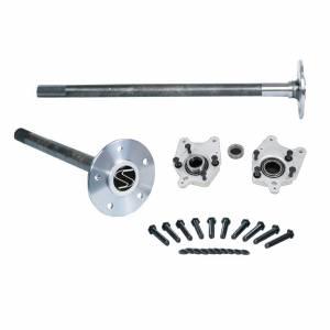 STRANGE #P3109F05 31-Spline Alloy Axle/C- Clip Elim. Kit Ford 8.8