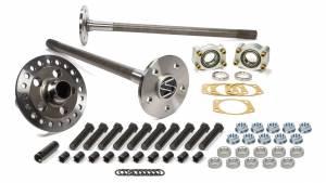 STRANGE #P3509F8658S Ford 8.8 35-Spline Alloy Axles C-Clip Elim. Kit