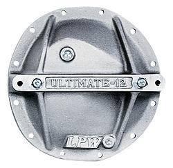 STRANGE #R5219 Aluminum Ultra Support Cover - GM 10-Bolt