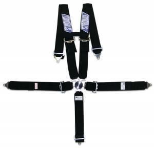 STROUD SAFETY #2001 Racing Harness Kam Lock Black Individual