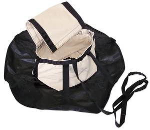 STROUD SAFETY #4053 Launcher Chute Bag Large