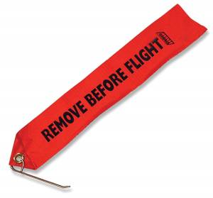 STROUD SAFETY #475 Remove Before Flight Tag