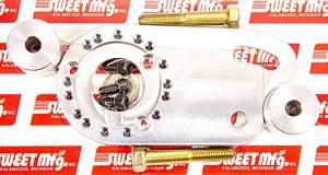 SWEET #325-30044 Bellhousing Pump Mnt w/Fuel Pump Adapter