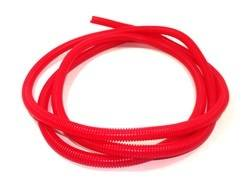 TAYLOR-VERTEX #38600 Convoluted Tubing 1/2in x 25' Red