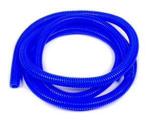 Convoluted Tubing 3/4in x 5'  Blue