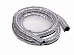 TAYLOR-VERTEX #39004 Convoluted Tubing 3/4in x 41in Chrome