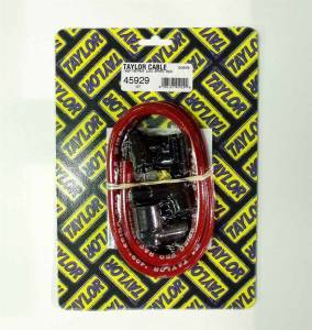 TAYLOR-VERTEX #45929 409 Spiro Core Coil Wire Kit Red