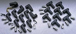 Distributor/Coil Boot & Terminal Kit 90 deg HEI