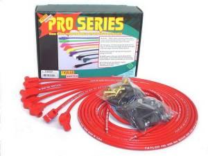 TAYLOR-VERTEX #70250 8mm Red Pro Wire 90 Dgr