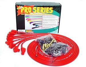 TAYLOR-VERTEX #70251 8mm Red Pro Wire 90 Dgr